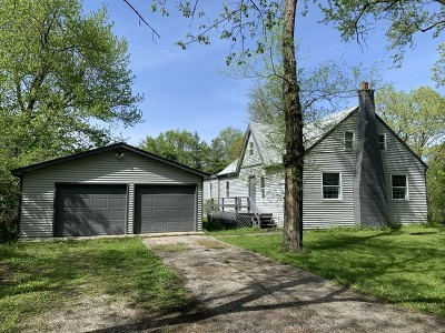 Antioch Single Family Home Re-Activated: 25038 West Crawford Avenue