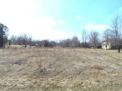 Mc Henry County Residential Lots & Land For Sale: Lot 5 Burr Lane
