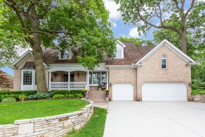 Naperville Single Family Home New: 107 Bridgewater Court