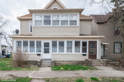 Kankakee Multi Family Home For Sale: 251 South 5th Avenue
