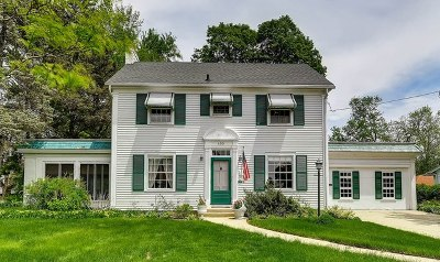 Elgin Single Family Home New: 499 North Commonwealth Avenue
