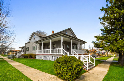 Midlothian IL Single Family Home New: $209,873