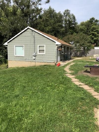 Joliet Single Family Home For Sale: 1427 East Cass Street