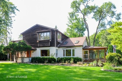Prospect Heights Single Family Home For Sale: 300 North Maple Avenue