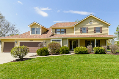 Ashbury Single Family Home For Sale: 3627 Becket Lane
