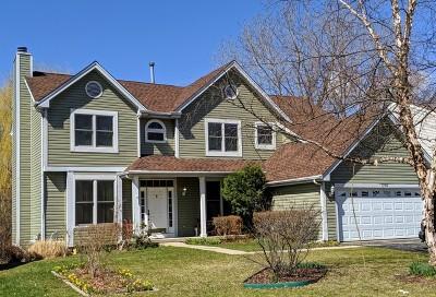 Single Family Home New: 1274 Edgewater Lane