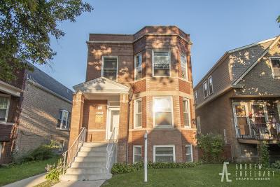 Multi Family Home Price Change: 4515 North Harding Avenue