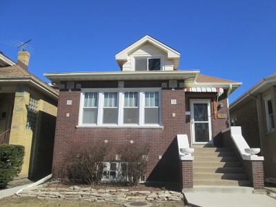 Elmwood Park Single Family Home For Sale: 7918 West Fletcher Street