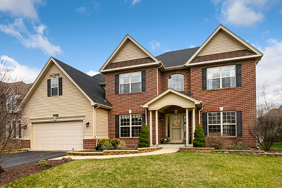 Aurora Single Family Home New: 4165 Bedford Lane