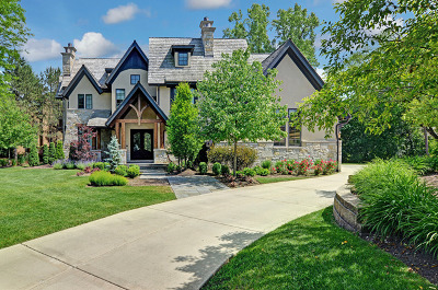 Hinsdale Single Family Home New: 404 Canterbury Court