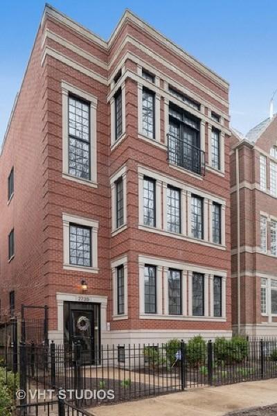 Condo/Townhouse For Sale: 2735 North Wilton Avenue #4