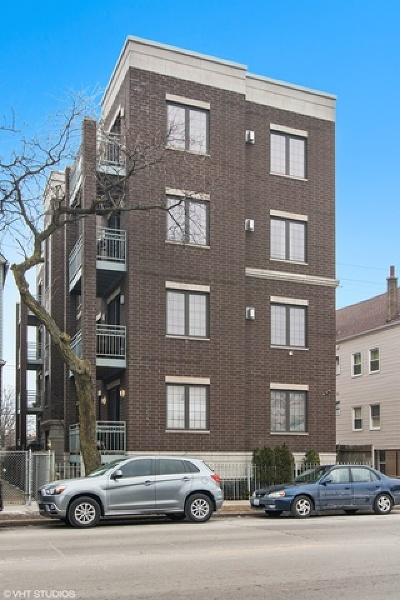 Condo/Townhouse New: 3543 West Belmont Avenue #4