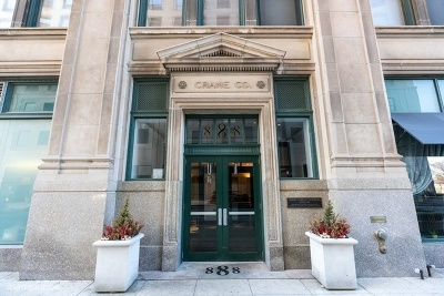 Condo/Townhouse For Sale: 888 South Michigan Avenue #PH2