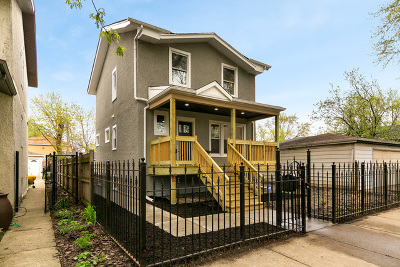 Single Family Home Price Change: 3714 West Sunnyside Avenue