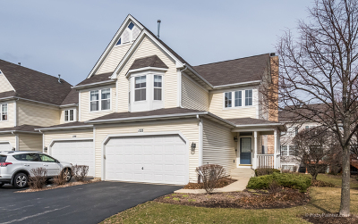Glen Ellyn Condo/Townhouse For Sale: 122 Woodview Court