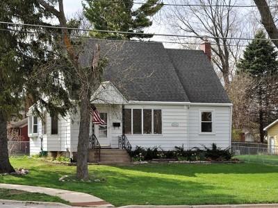 New Lenox Single Family Home New: 429 South Cedar Road