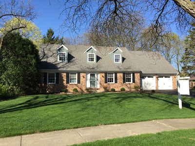Naperville Single Family Home New: 861 Huntleigh Drive