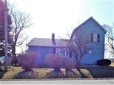 Wilmington IL Single Family Home New: $349,900