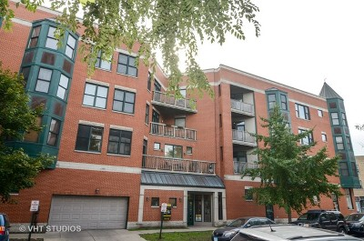 Condo/Townhouse New: 845 West Altgeld Street #3A