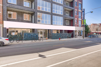 Condo/Townhouse New: 3530 North Lincoln Avenue #205