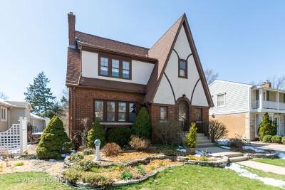 La Grange Single Family Home For Sale: 344 South Edgewood Avenue