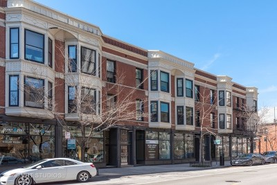 Condo/Townhouse New: 1712 North Wells Street #2
