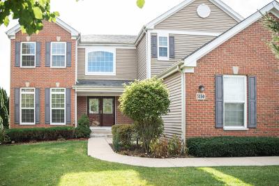 Aurora Single Family Home For Sale: 3150 Moraine Drive