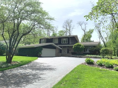 Flossmoor Single Family Home For Sale: 1208 Dartmouth Road