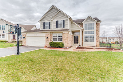 Aurora Single Family Home For Sale: 2366 Forsyth Lane