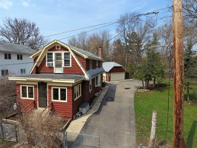 Spring Grove Single Family Home For Sale: 37503 North Terrace Lane