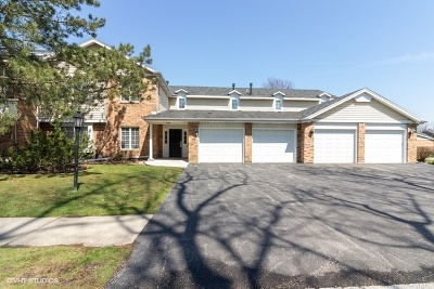 Willowbrook Condo/Townhouse Contingent: 740 Cherrywood Lane #A