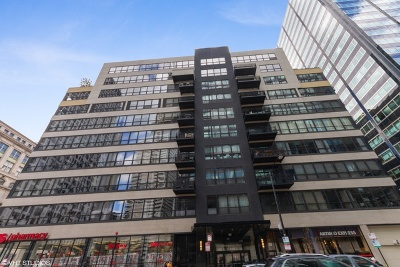 Condo/Townhouse For Sale: 130 South Canal Street #217