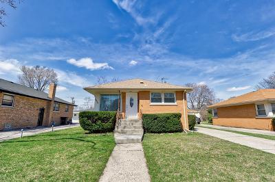 Berkeley Single Family Home Contingent: 5920 Superior Street