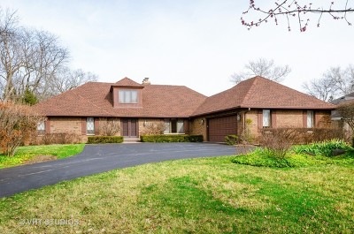 Winnetka Single Family Home For Sale: 851 Bell Lane
