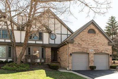 Orland Park Condo/Townhouse New: 14637 Golf Road