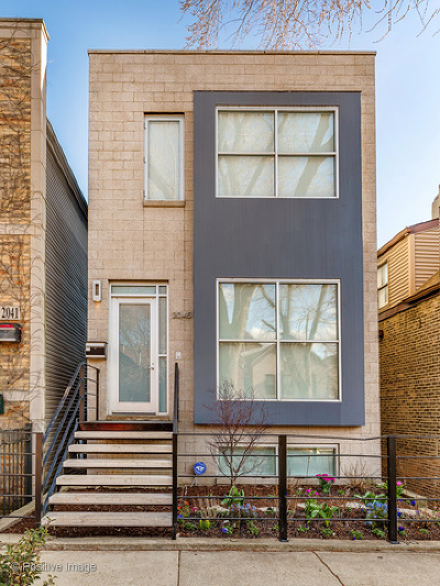 Single Family Home For Sale: 2045 West Shakespeare Avenue