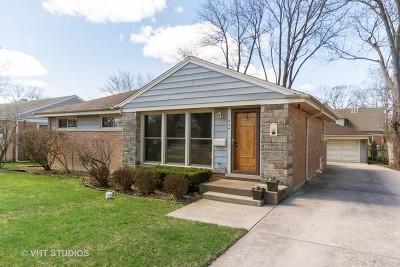 Elmhurst Single Family Home For Sale: 434 North Ridgeland Avenue