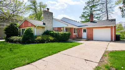 La Grange Park Single Family Home For Sale: 242 Kings Court