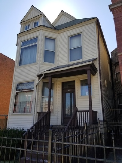 Chicago Multi Family Home Re-Activated: 7338 South Harvard Avenue