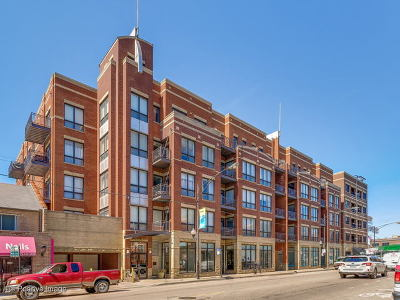 Condo/Townhouse New: 2700 North Halsted Street #201