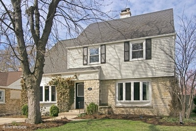 Elmhurst Single Family Home Price Change: 148 South Grace Avenue