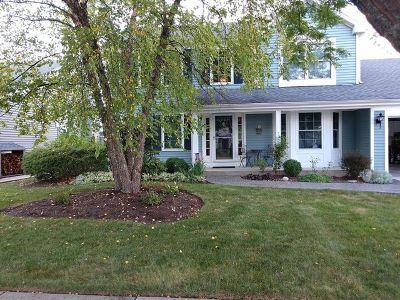 Carol Stream IL Single Family Home Contingent: $339,900