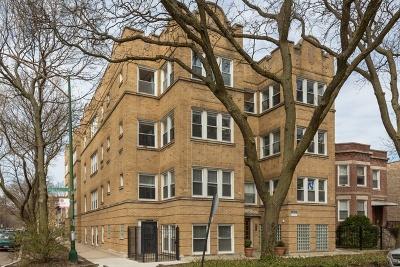 Condo/Townhouse Contingent: 4600 North St Louis Avenue #3S