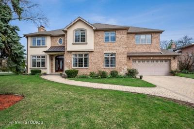Glenview Single Family Home Price Change: 2144 Robincrest Lane