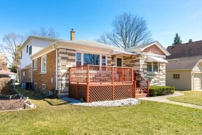 Brookfield Single Family Home For Sale: 4507 Dubois Boulevard