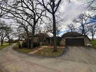 Ogle County Single Family Home For Sale: 8392 North Kilbuck Road