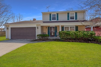 Buffalo Grove Single Family Home Price Change: 713 Old Post Road