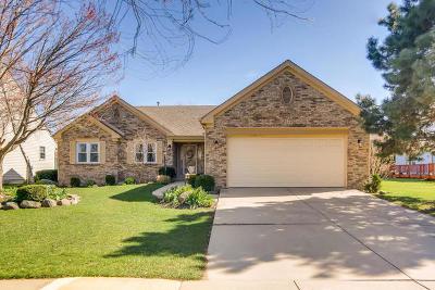 Aurora Single Family Home New: 2577 Oak Trails Drive