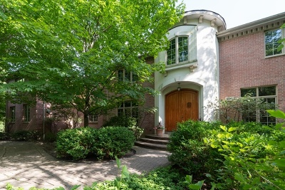 Highland Park Single Family Home For Sale: 920 Baldwin Road