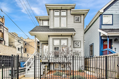 Single Family Home For Sale: 1646 West Beach Avenue